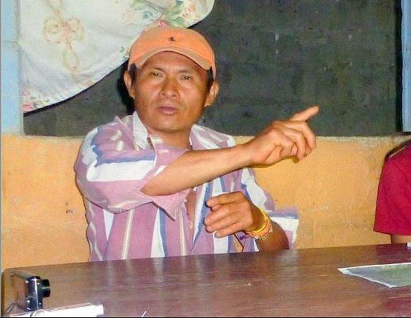 José Isidro Tendetza Antún