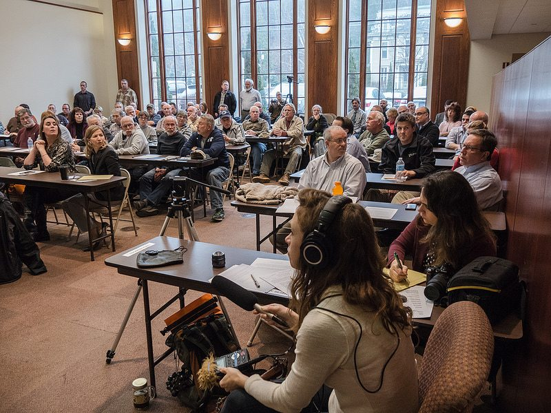Potter County Public Meeting on JKLM Investigation